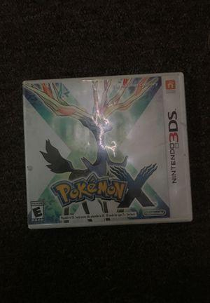 Pokémon X for Sale in Fresno, CA