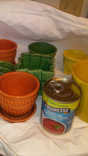 Vintage McCoy planters for Sale in Pittsburgh, PA