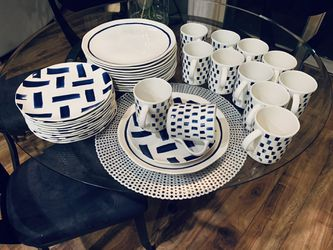 Lenox , 12 Piece Dinnerware Set - Three Sets for Sale in Vancouver,  WA