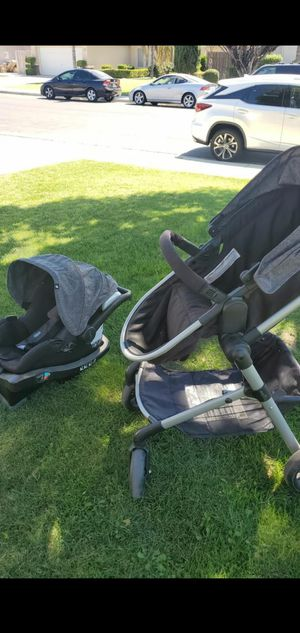 Stroller with car seat for Sale in Bakersfield, CA