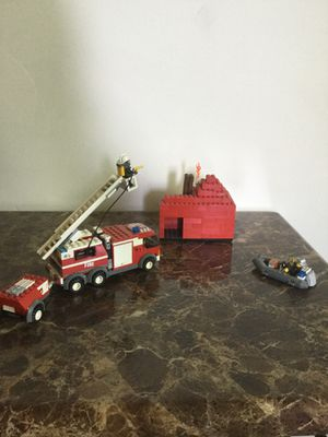 House fire LEGO set for Sale in Pittsburgh, PA