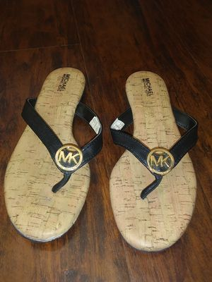 Michael Kors sandals for Sale in Pearland, TX