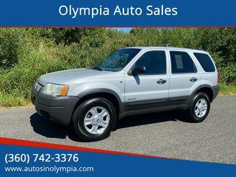 2002 Ford Escape for Sale in Olympia,  WA