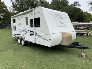 2006 trail cruiser 21ft ready for camping for Sale in Plano, TX