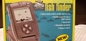 Fish Finder *New in Box* for Sale in Glendale, AZ