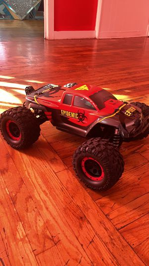 Rc epidemic 1/8 for Sale in Springfield, MA