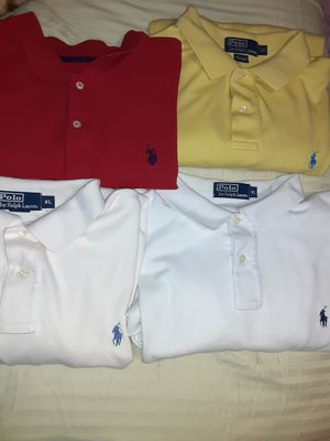 Polo Shirts for Sale in Tulsa, OK