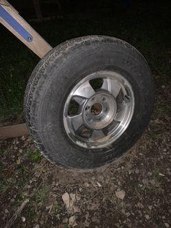 Chevy Wheel for Sale in Kansas City, KS