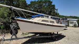 Vagabond 17 Sailboat for Sale in Canyon Lake, TX