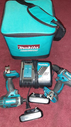 Makita- Hammer drill /Impact driver for Sale in Calexico, CA