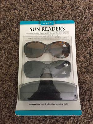 Sun Readers +2.00 for Sale in Lakeland, FL