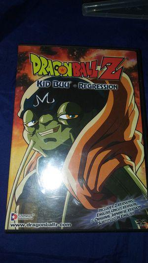Dragon Ball Z Kid Buu Regression DVD for Sale in Commerce, CA