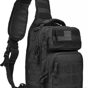 🔥🔥Reebow Gear Tactical Sling Bag Water Resistant/Backpack/Bicycling/Hiking/Running for Sale in El Monte, CA