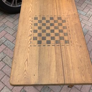 Antique Game/ Sewing Table for Sale in Stuart, FL
