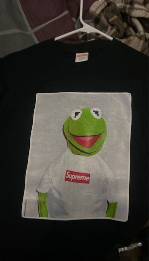 Supreme kermit the frog shirt for Sale in Oklahoma City, OK