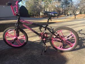 Pink Mongoose Bike with Helmet and gear for Sale in Atlanta, GA
