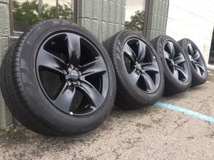 Jeep wheels rims tires new used 14 15 16 17 18 19 20 22 24 26 for Sale in Warren, MI
