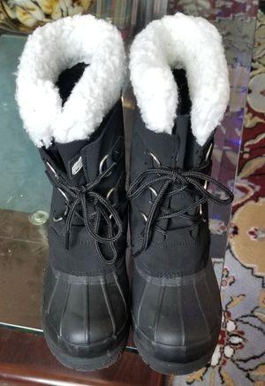 POLAR Kids Pull On Drawstring Wool Rubber Waterproof Snow Rain Boots for Sale in Franklin, TN