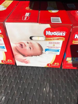 Huggies Size 1 Little Snugglers for Sale in San Diego, CA