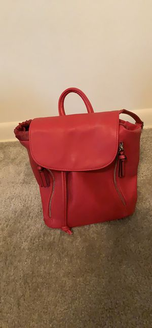Red backpack purse for Sale in MD, US