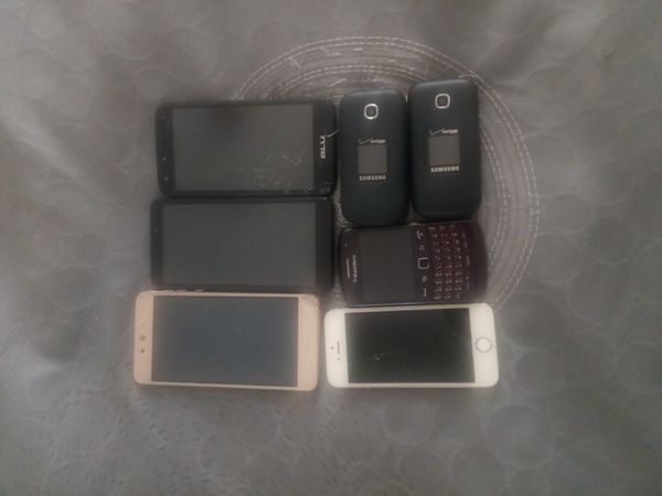 7 cell phones for sale