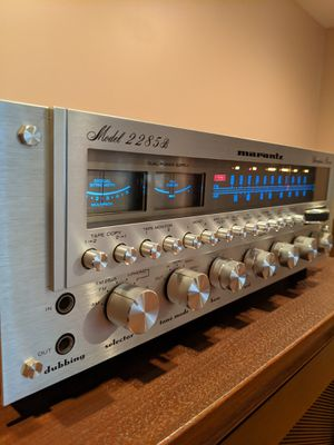 Marantz 2285B Vintage Stereo Receiver for Sale in East Brunswick, NJ