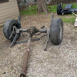 Chevy Rear End for Sale in San Antonio,  TX