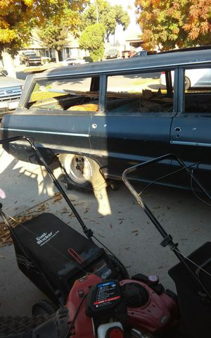 64 Chevy wagon ,project no motor no trans. for Sale in Turlock, CA