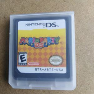 Mario Party DS Game Card For Nintendo NDSL DSI DS 3DS XL 2DS for Sale in Houston, TX
