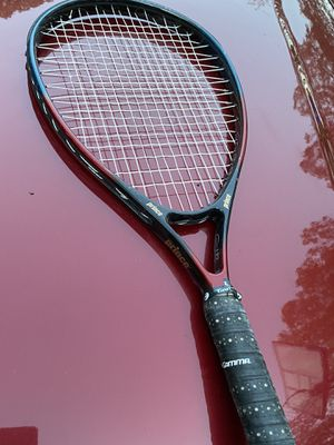 Prince extender thunder 880pl tennis racket large grip for Sale in Millersville, MD
