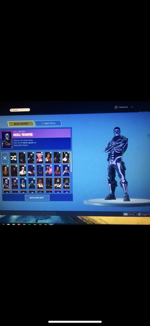 "Og skull and Recon Expert acc 👉Now have ""Recon expert + og skull + bk + merry & more ogs"" 💰Price: high offers or full acces good accs offers$ for Sale in US"