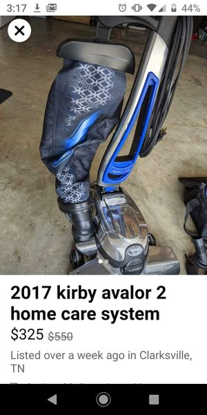 Kirby avalir 2 for Sale in Nashville, TN