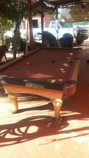 Free Pool table for Sale in Laveen Village, AZ