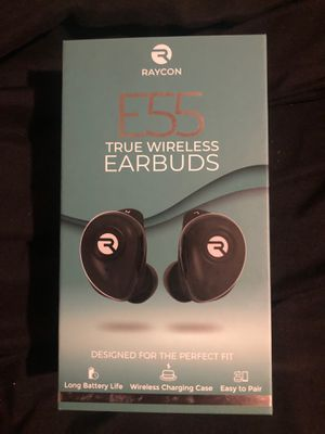 Raycon E55 true wireless earbuds for Sale in Baltimore, MD