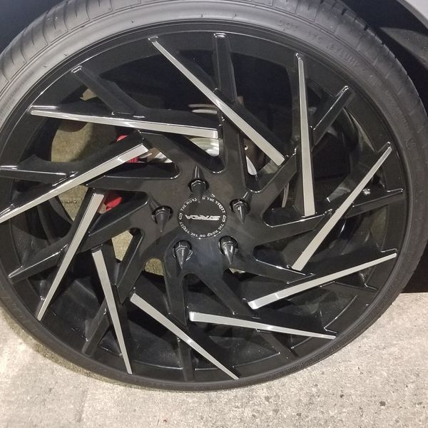 "20"" rims trade for honda stocks"