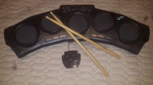 First Act Mi115 Digital Drums, Electonic Table Top Drum for Sale in Rancho Santa Margarita, CA