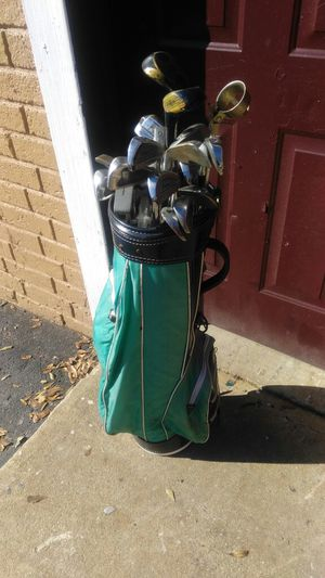 Vintage golf clubs for Sale in Orlando, FL