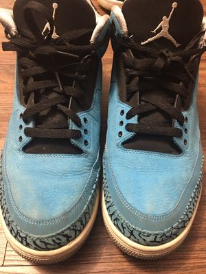 Jordan 3 Powder Blue Size 11.5 - $40 for Sale in Los Angeles, CA