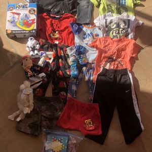 Lots Of Boys CLOTHES TOYS for Sale in Scottsdale, AZ