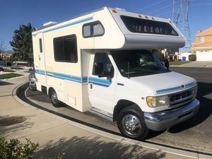 1999 Conquest by Gulf-Stream Class C Mini20Ft 1-Owner Clean title Tags2020 Fully Self Contained New Tires 4KOnan191HRS Camp/Ready Eazy2Drive Park Any for Sale in Rancho Cucamonga, CA