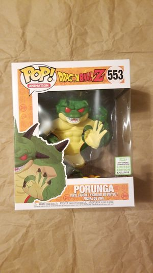 Dragonball Z 6 inch Porunga Funko Pop (not $2) for Sale in Norwalk, CA