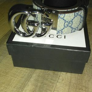 Gucci Reversible Belt for Sale in College Park, MD