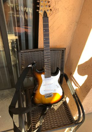 Fender Stratocaster Squier by Signature Series, designed by Greg Bennett for Sale in Solvang, CA