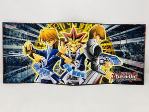 Konami Yu-Gi-Oh Trading Card Game HardCover Gaming Mat Shonen Jump for Sale in El Monte, CA