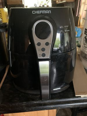 Chefman Air Fryer for Sale in Puyallup, WA