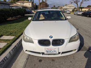 BMW 2004 525i manual transmission for Sale in El Monte, CA