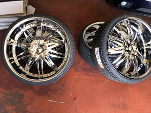 "26"" Hoyo H7 Wheels At Special Vehicles #216 #246 #6200 for Sale in Cleveland, OH"
