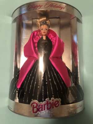 Happy Holidays Barbie mint in box for Sale in North Richland Hills, TX