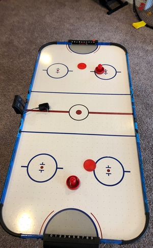 Simple air hockey table for Sale in Clackamas, OR