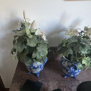 Two Fake Plants for Sale in Los Angeles, CA